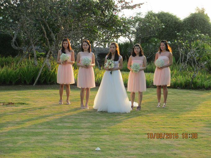 Joanne & Dennis Wedding by Khayangan Estate - 005