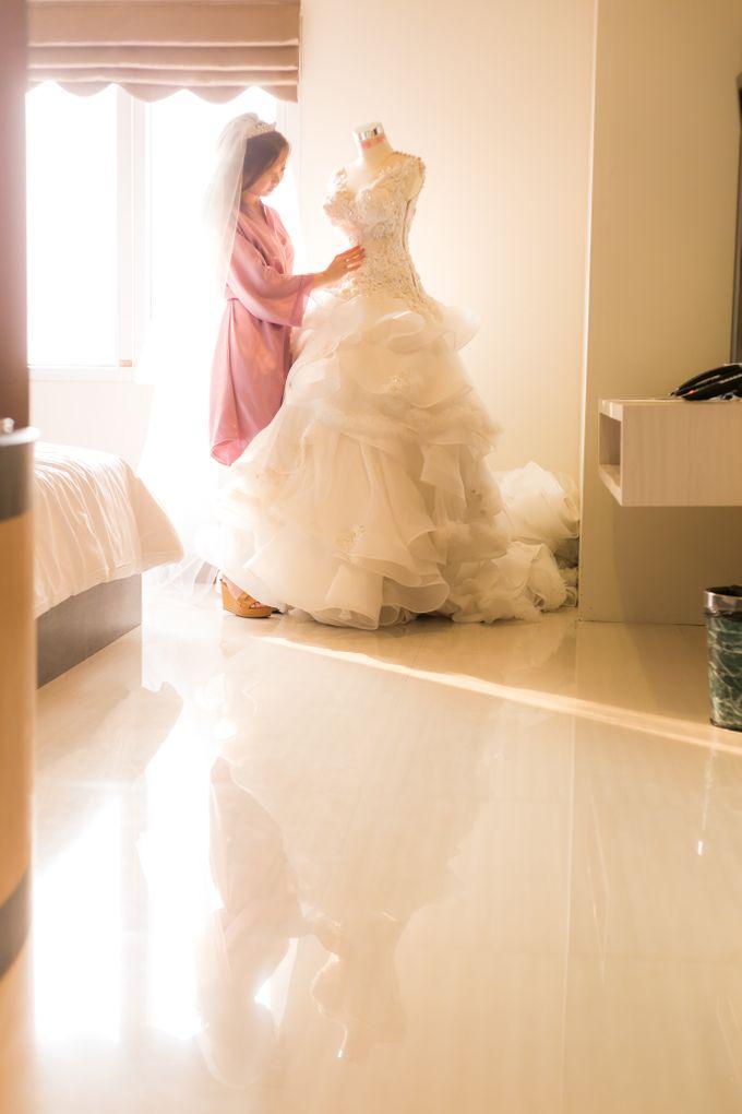 Vinton&Sisca Wedding by Okeii Photography - 007