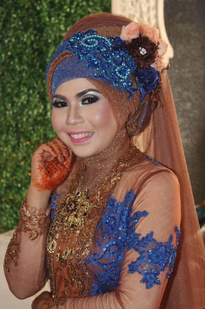 WEDDING - AISYAH/AAN by NANA Rias Pengantin - 006
