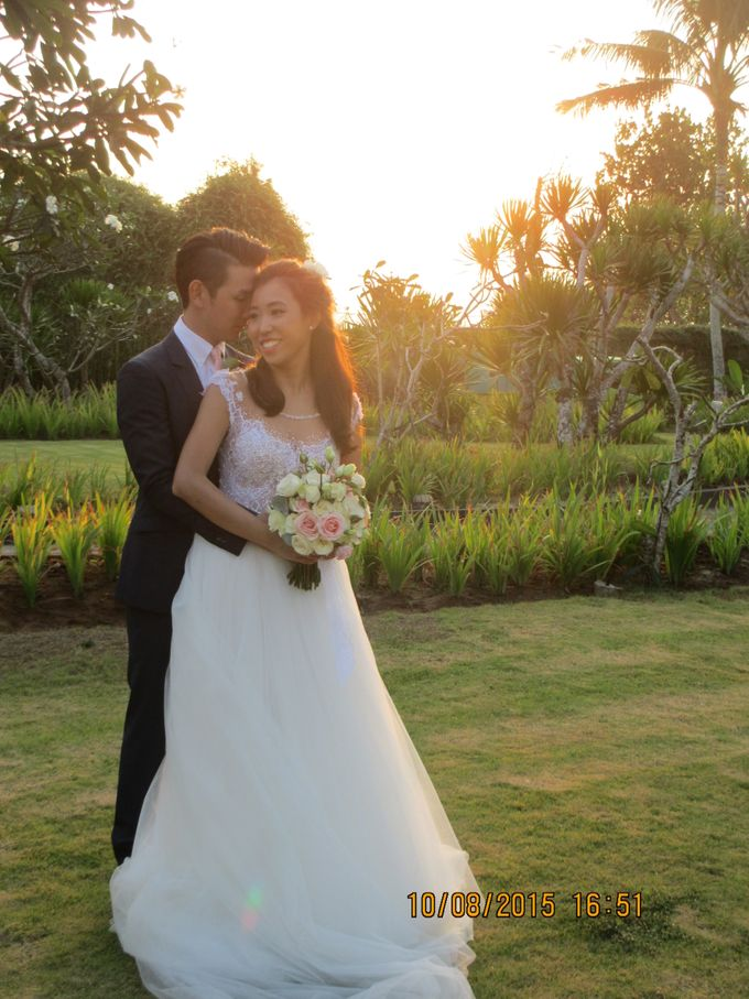 Joanne & Dennis Wedding by Khayangan Estate - 006