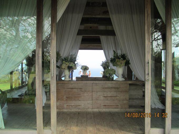 Christina & James Wedding by Khayangan Estate - 001