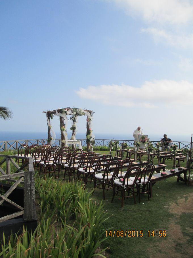 Christina & James Wedding by Khayangan Estate - 002
