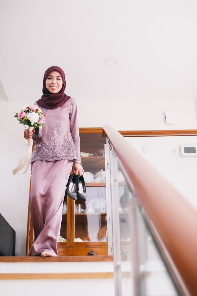 The engagement ceremony of Fauzana & Haqqa by Hanif Fazalul Photography & Cinematography - 010