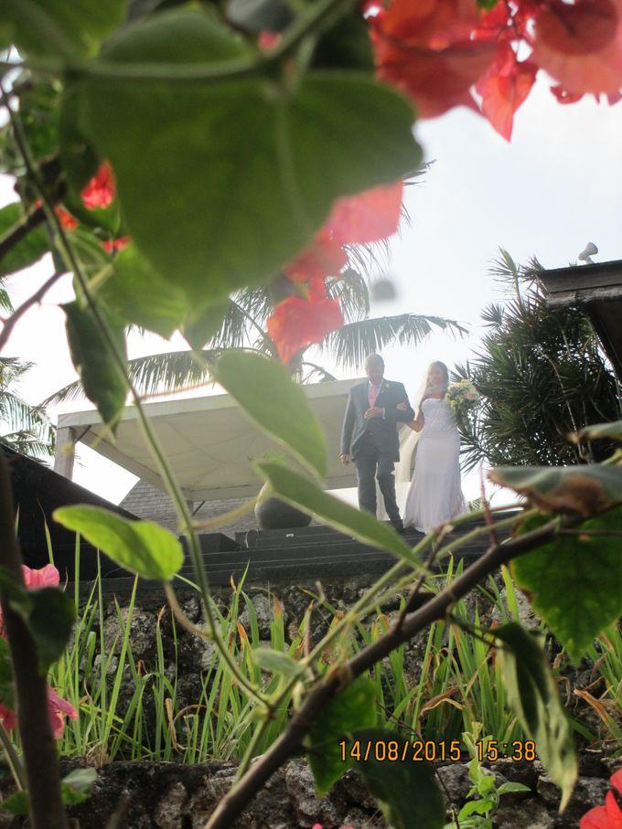 Christina & James Wedding by Khayangan Estate - 003