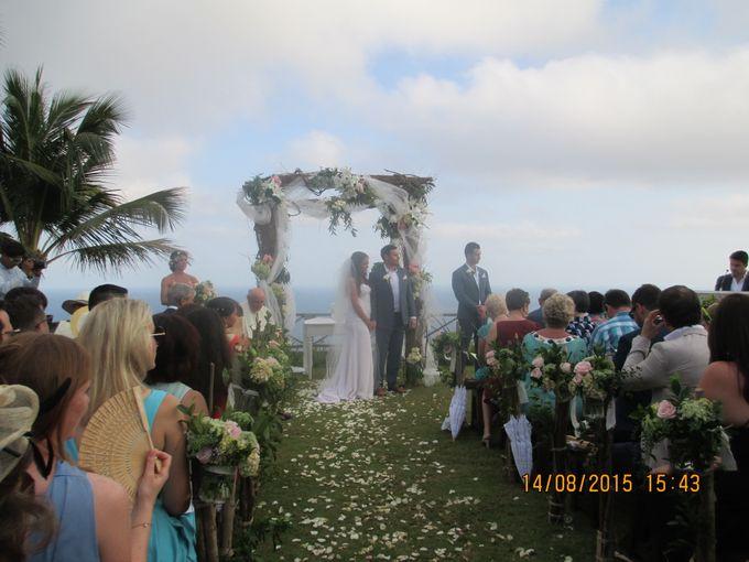 Christina & James Wedding by Khayangan Estate - 004