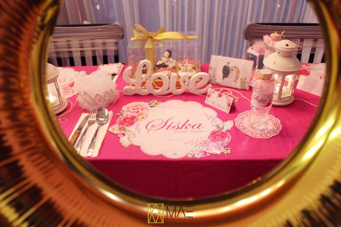 BRIDAL SHOWER MISS LANS by MAE DECORATION - 009