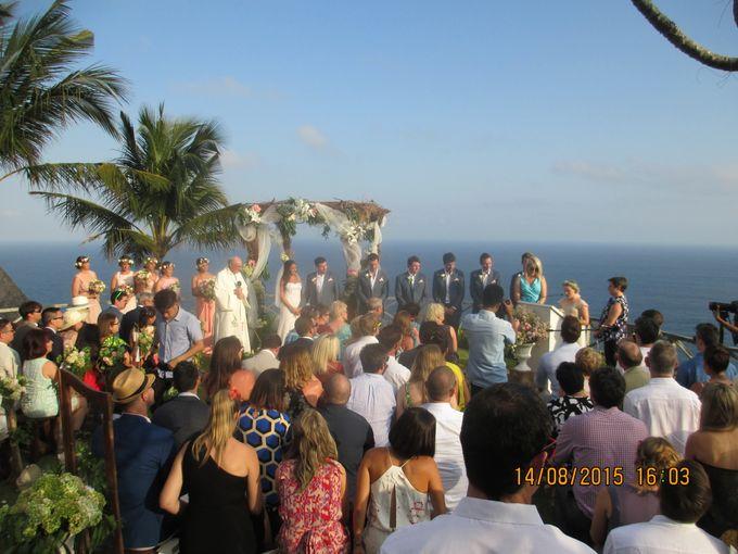 Christina & James Wedding by Khayangan Estate - 005