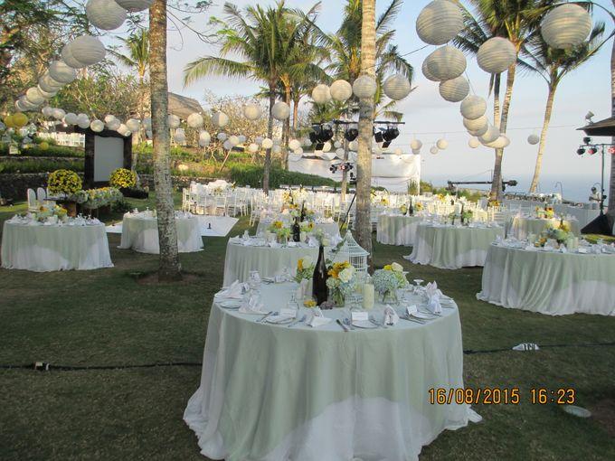 Andy & Vitry Wedding by Khayangan Estate - 001