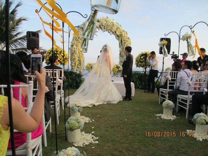 Andy & Vitry Wedding by Khayangan Estate - 002