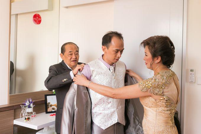 Vinton&Sisca Wedding by Okeii Photography - 011