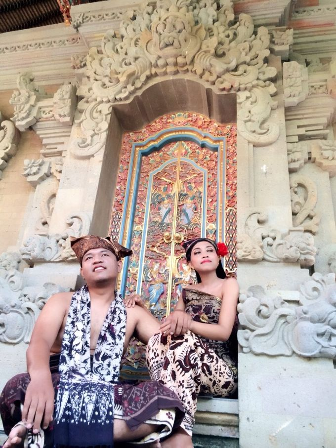 Pre Wed with Balinese Classic  Theme by De Umah Bali - 016
