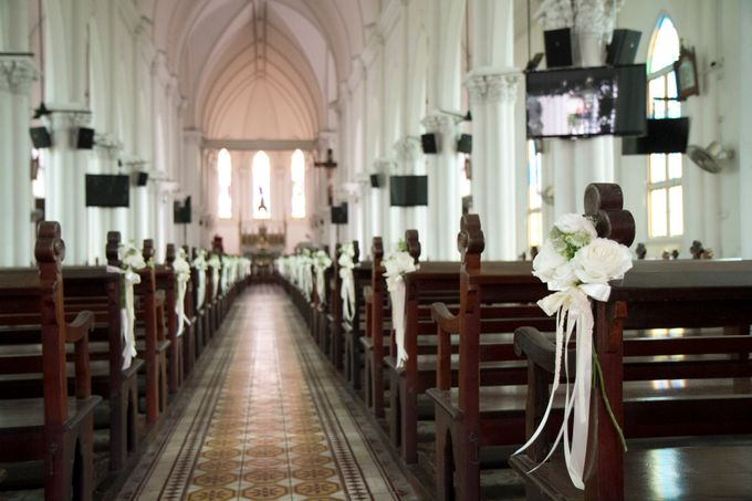 Wedding at st Mary church by Beato - 001