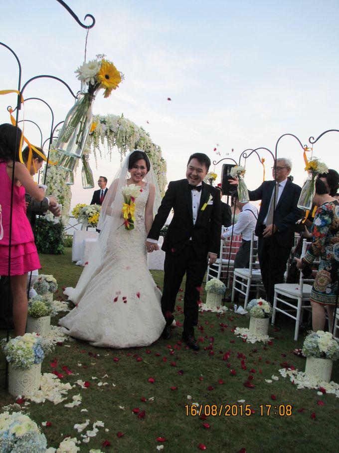 Andy & Vitry Wedding by Khayangan Estate - 003