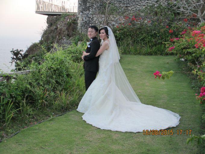 Andy & Vitry Wedding by Khayangan Estate - 004