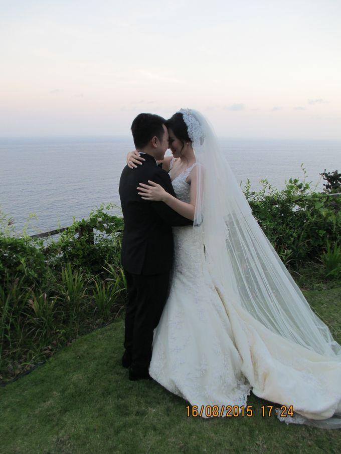 Andy & Vitry Wedding by Khayangan Estate - 006