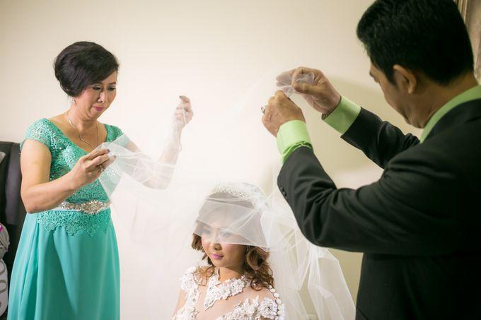 Vinton&Sisca Wedding by Okeii Photography - 016