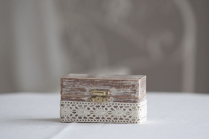 Ring pillows and ring boxes by Weddingbliss - 006
