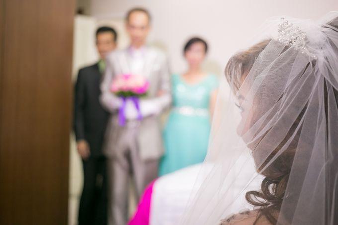 Vinton&Sisca Wedding by Okeii Photography - 018