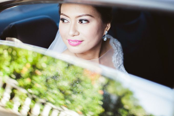 Garden Wedding in Tagaytay by Honeycomb PhotoCinema - 010