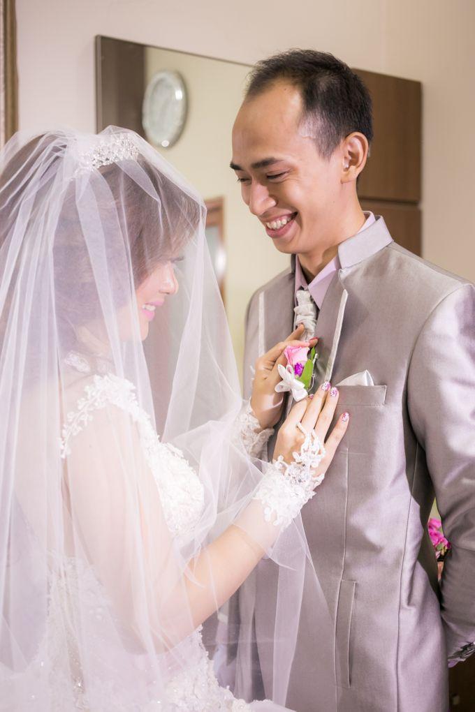 Vinton&Sisca Wedding by Okeii Photography - 019