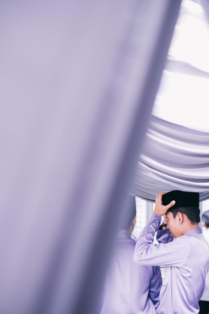 The engagement ceremony of Fauzana & Haqqa by Hanif Fazalul Photography & Cinematography - 011