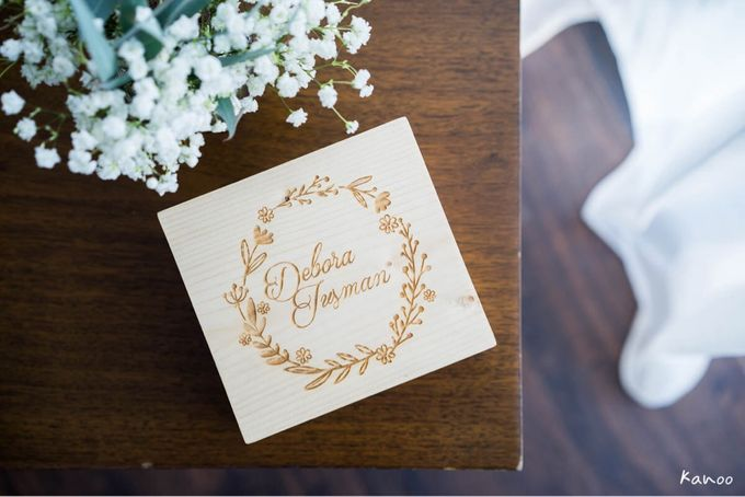 Gift For Bridesmaid Template 002 By Kanoo Paper Gift