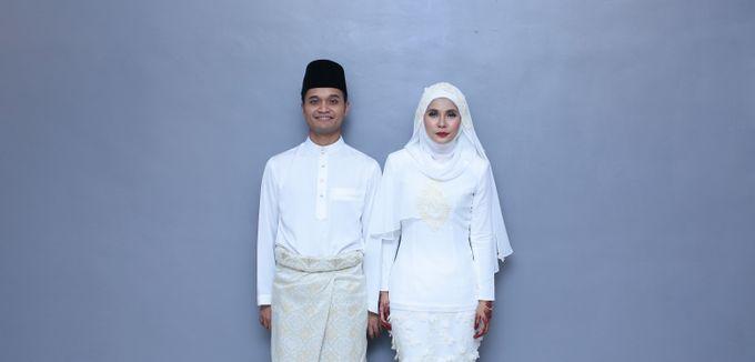 Solemnization Ceremony of Azima & Zaim by The Lucid Company - 004