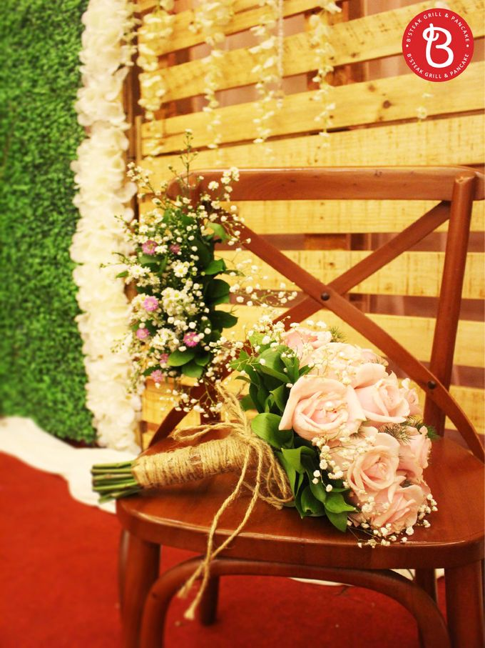 Wedding Mr Agung & Mrs Kho Sin by B'steak Function Hall - 003