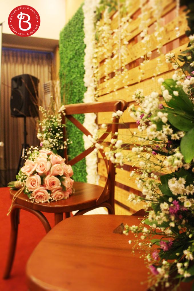 Wedding Mr Agung & Mrs Kho Sin by B'steak Function Hall - 005