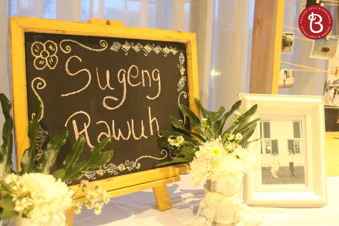 Wedding Mr Agung & Mrs Kho Sin by B'steak Function Hall - 004
