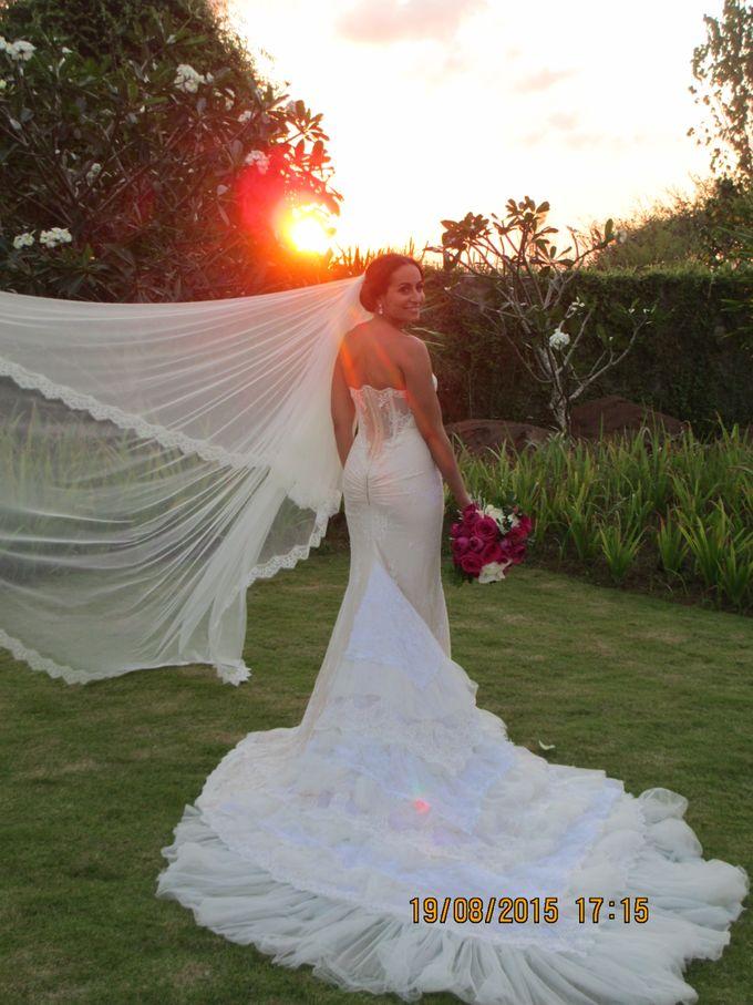 Sarah & Rod Wedding by Khayangan Estate - 006