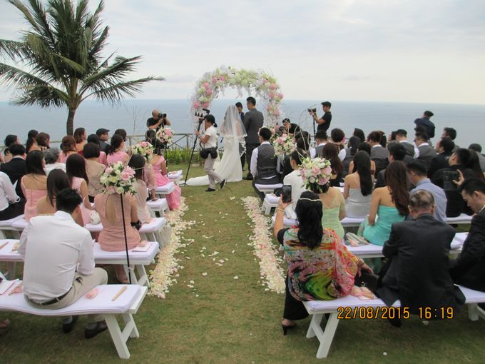 Beverly & Sean Wedding by Khayangan Estate - 001