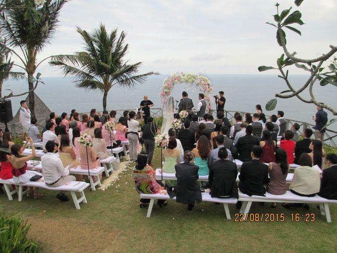 Beverly & Sean Wedding by Khayangan Estate - 002