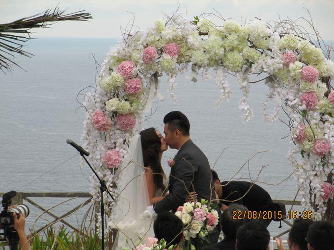 Beverly & Sean Wedding by Khayangan Estate - 004