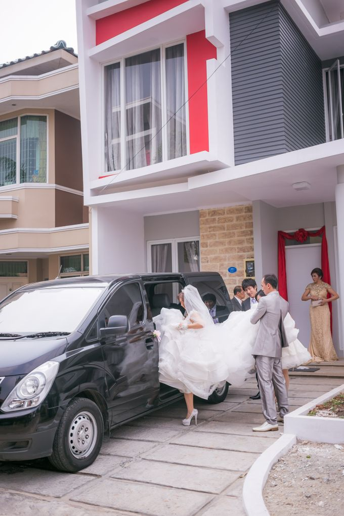Vinton&Sisca Wedding by Okeii Photography - 020