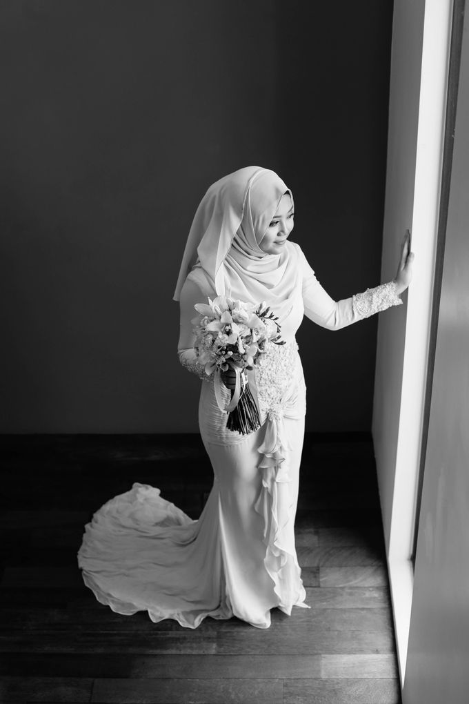 Engagement Ceremony of Najihah & Zhafir by The Lucid Company - 005