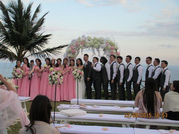 Beverly & Sean Wedding by Khayangan Estate - 005