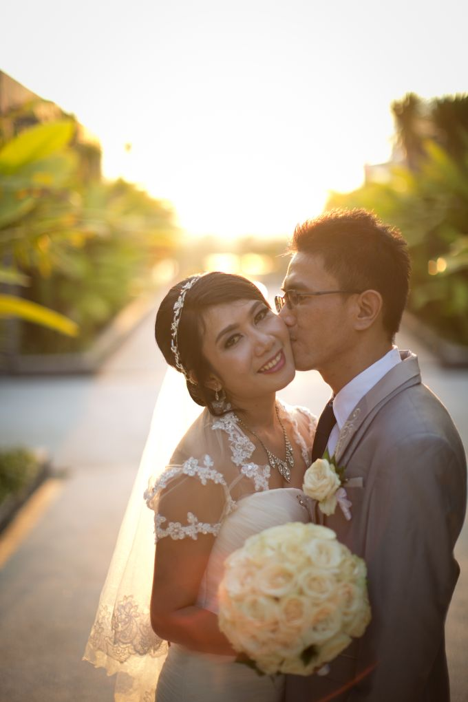 The Wedding of Mr Hendri & Ms Nurul Huda by My Dream Bridal and Wedding - 003