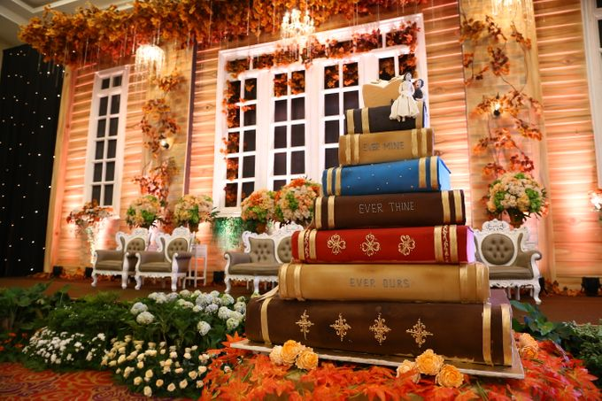 The Wedding of Jeffry & Selvia by FIVE Seasons WO - 031