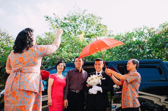 Halim & Meily Wedding by go+ - 018
