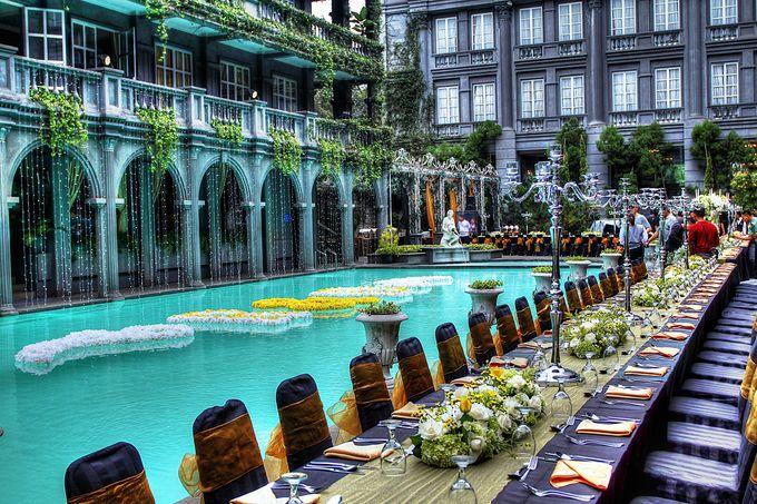 Breathtaking Wedding by GH Universal Hotel - 036