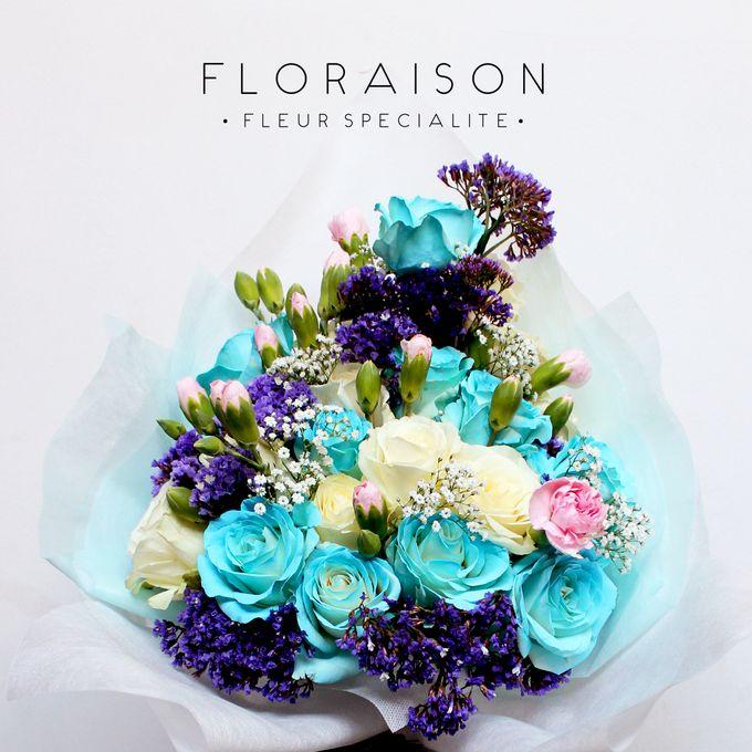 Hand Bouquet by Floraison - 002