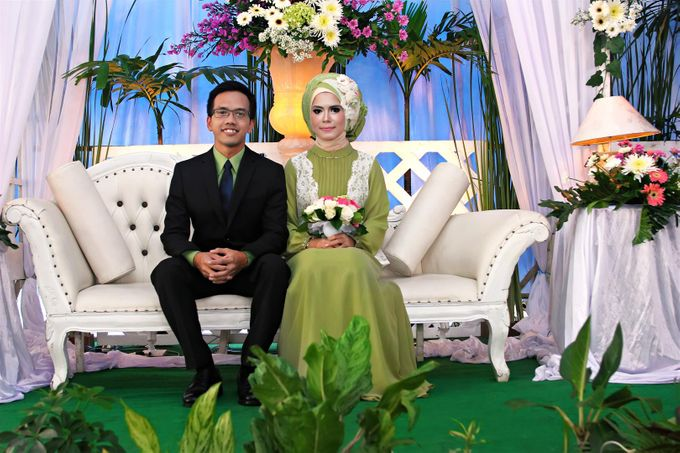 Fathoriq & Azizah Wedding by Lova Fotografia - 003