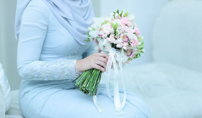 Engagement Ceremony of Najihah & Zhafir by The Lucid Company - 002