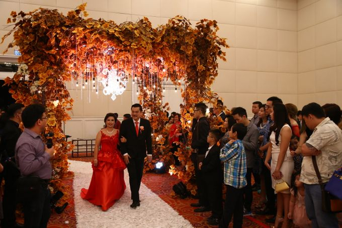 The Wedding of Jeffry & Selvia by FIVE Seasons WO - 001