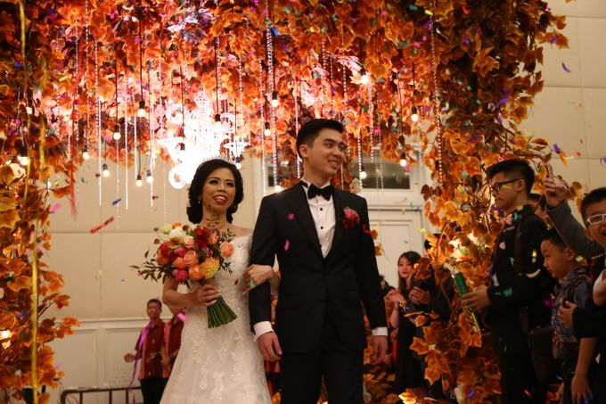 The Wedding of Jeffry & Selvia by FIVE Seasons WO - 002