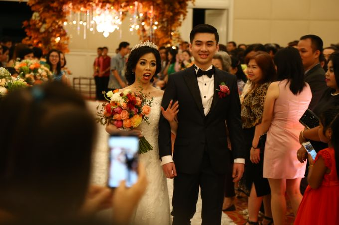 The Wedding of Jeffry & Selvia by FIVE Seasons WO - 003
