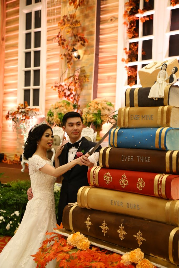 The Wedding of Jeffry & Selvia by FIVE Seasons WO - 004