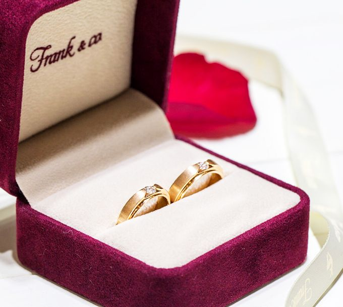 Wedding Ring Frank & co by Frank & co. - 002