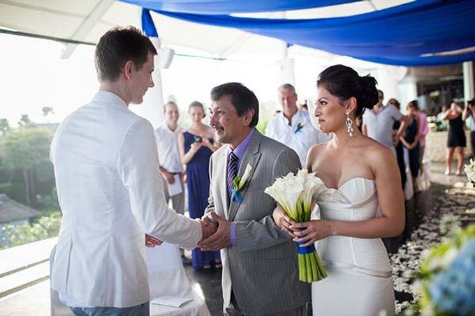 Paul & Judith by Bali Dream Wedding - 005